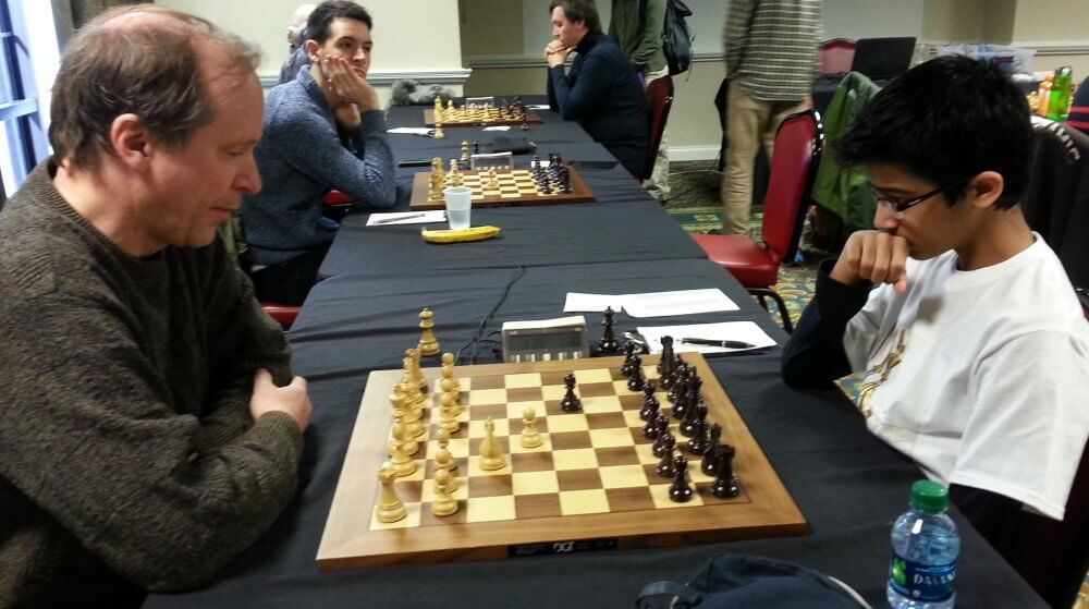 Playing Chess Is A Great Way Of Making New Friends In Chesapeake