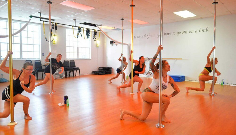 Pole Dancing Can Be A Great Way Of Meet New Friends In Colorado Springs