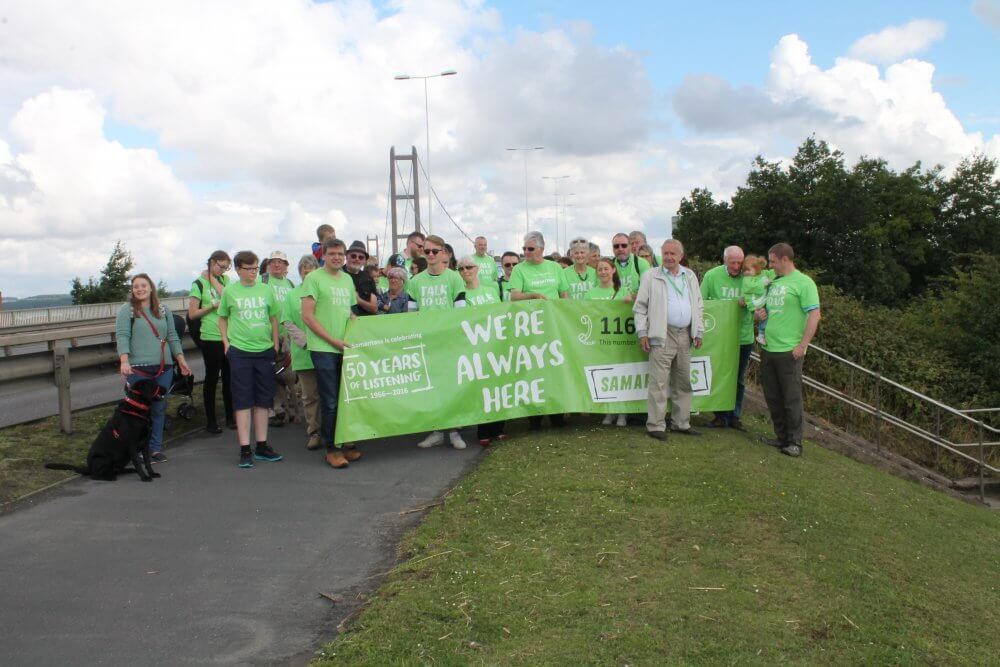 Do Volunteer With The Samaritans And Make New Friends