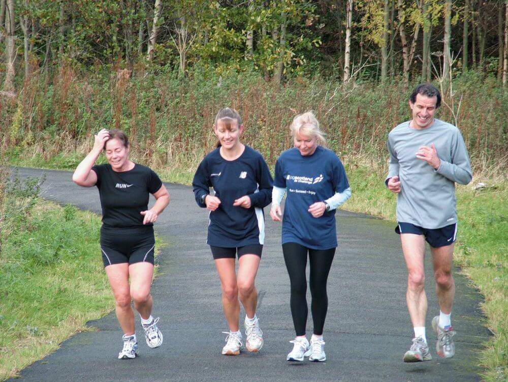 Make Friends At Jog Scotland