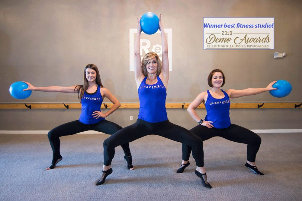 Make Friends In Tallahassee At A Barre Studio