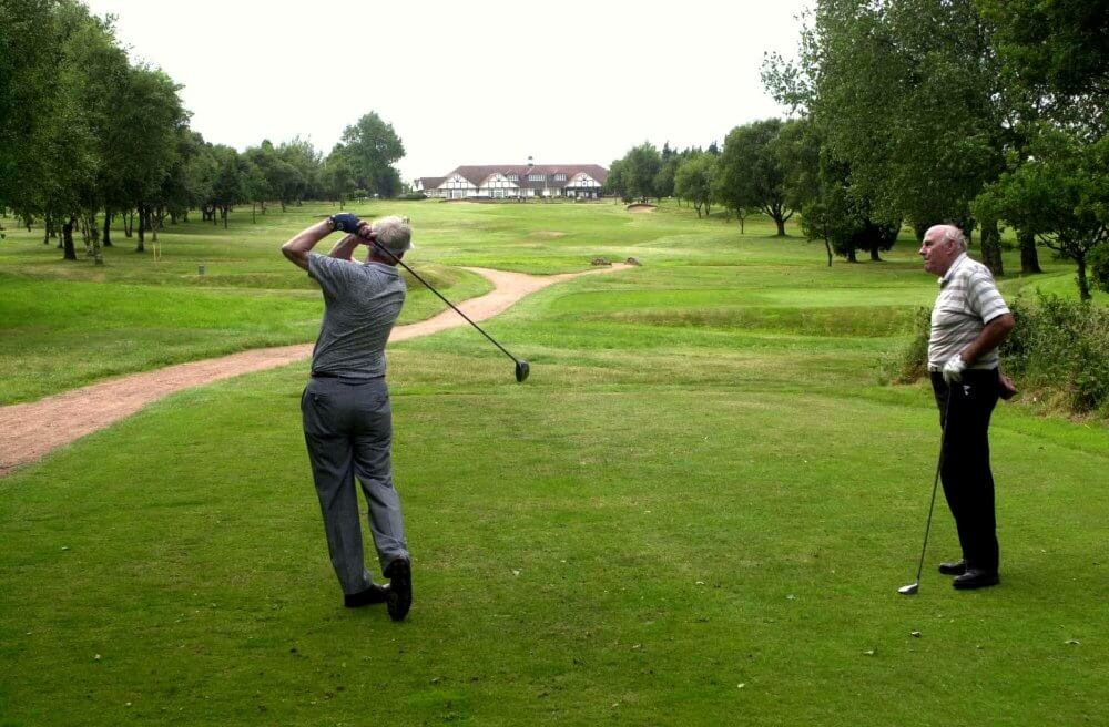 Make New Friends At The Great Barr Golf Club