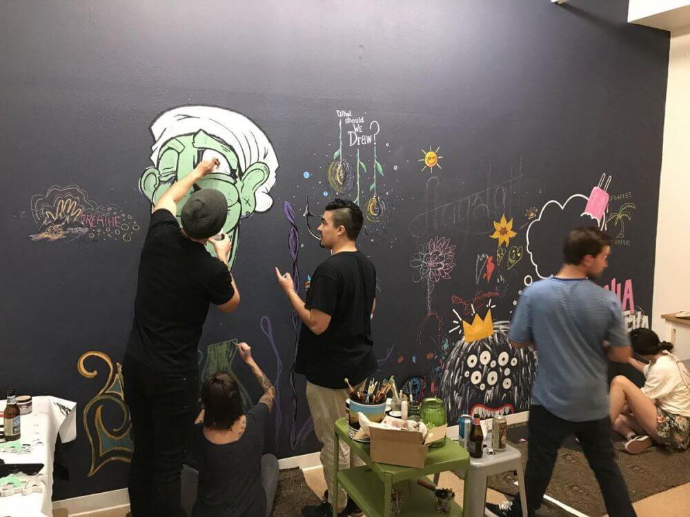 Meet People In Grand Prairie At Sparks Studio
