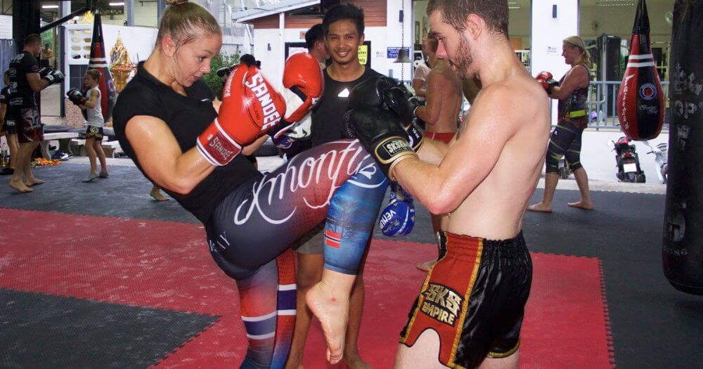 Meet People In Grand Prairie At A Muay Thai Class
