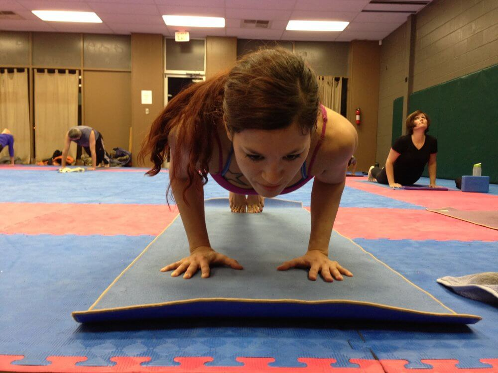 Sweat It Out With Hot Yoga In Huntsville And Meet New Folks