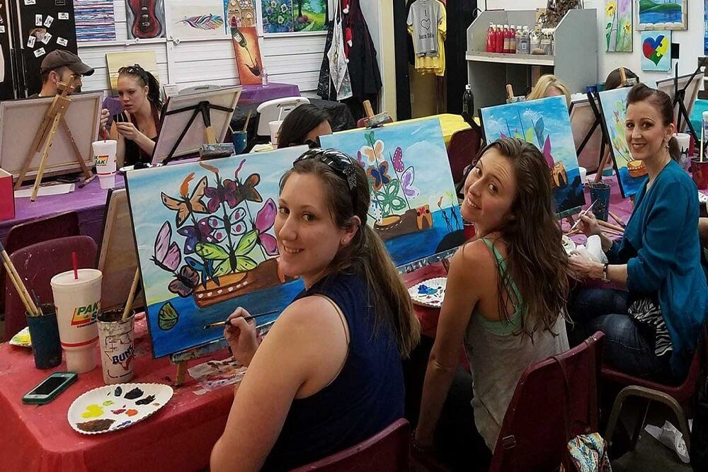Attend Art Classes In Amarillo And Make New Friends