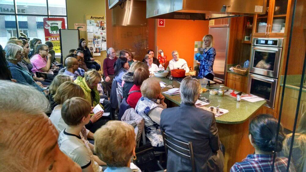 Attend Cookery Workshops In Grand Rapids And Make New Friends