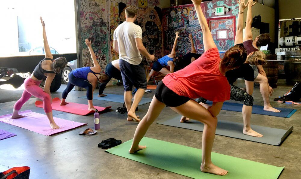 Attend Yoga Classes In Glendale And Make Friends