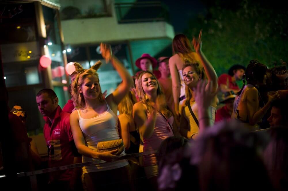 Dancing In San Bernardino Is A Good Way Of Making New Friends