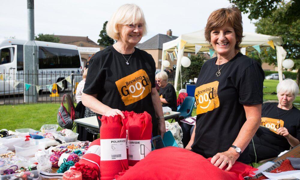 Do Volunteering In Edinburgh And Make Friends
