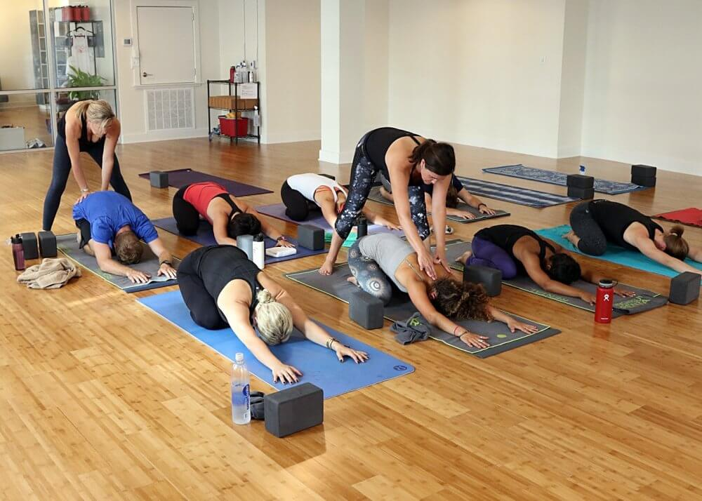 Do Yoga In Baton Rouge And Make New Friends