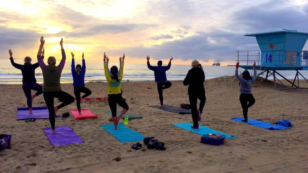 Do Yoga In Huntington Beach And Make Friends