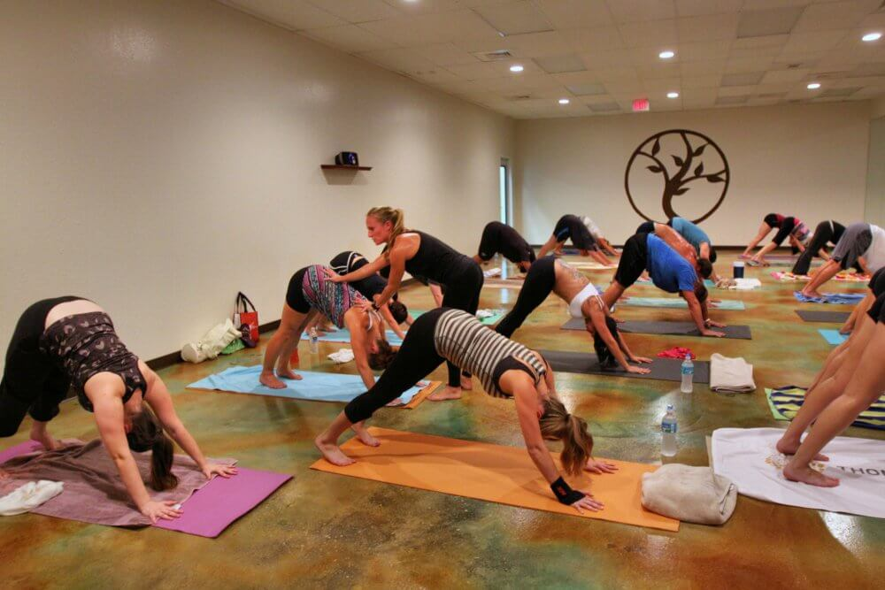 Do Yoga In Yonkers And Meet New Folks