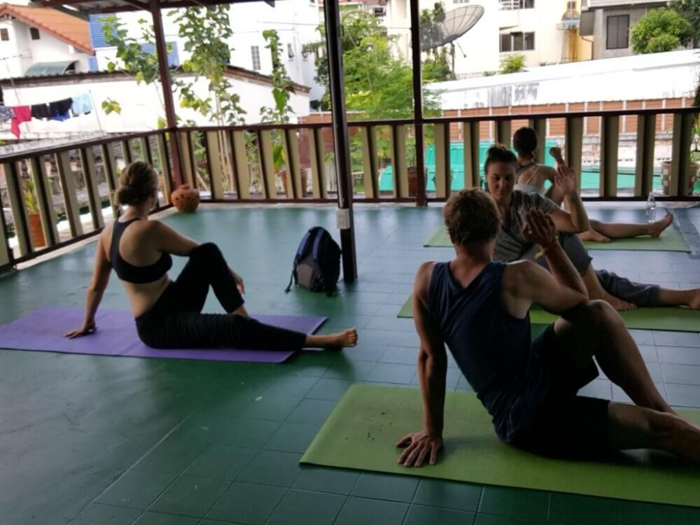 Doing Yoga With Others Can Be A Great Way Of Making Friends In Rochester