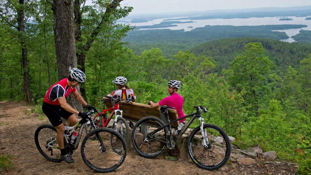 Enjoy Group Biking In Little Rock And Meet New Friends