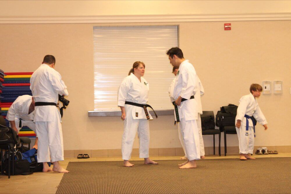 Get New Friends Through Martial Arts In Fontana