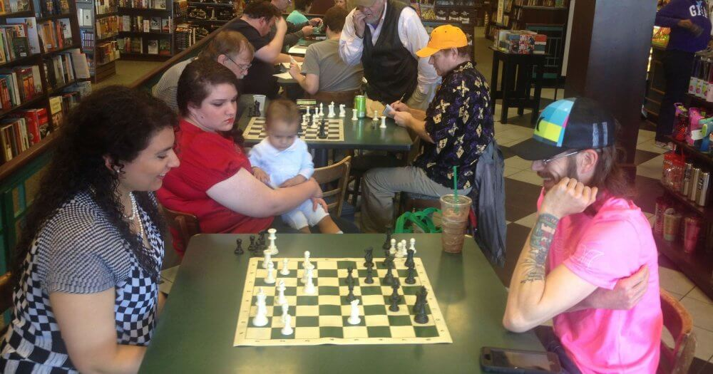 Join Bossier Chess Club And Make New Friends