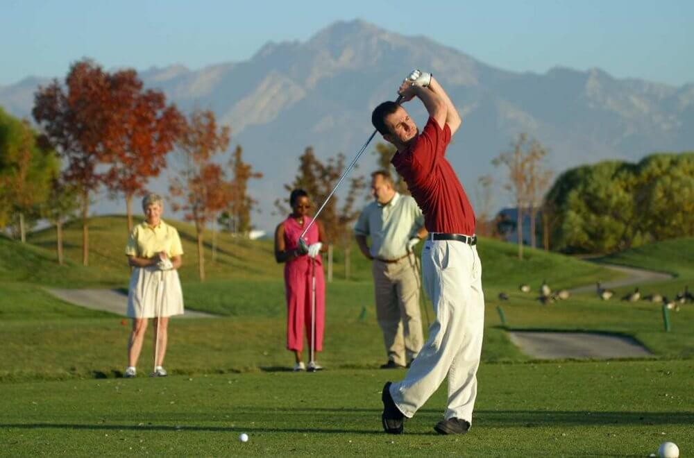 Join Golf Clubs In Salt Lake City And Meet New Folks