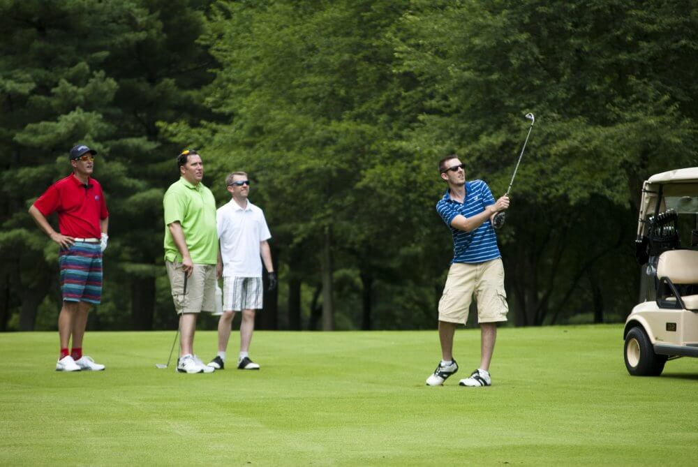 Join Golf Courses In Akron And Make New Friends
