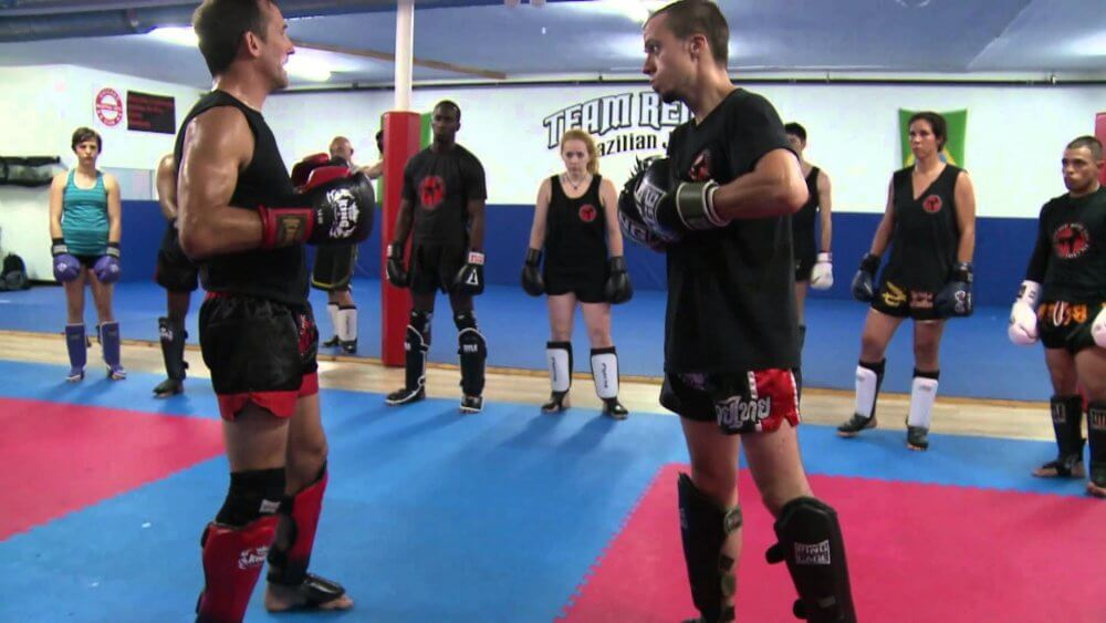 Join Kickboxing Club In Garland And Meet New Friends