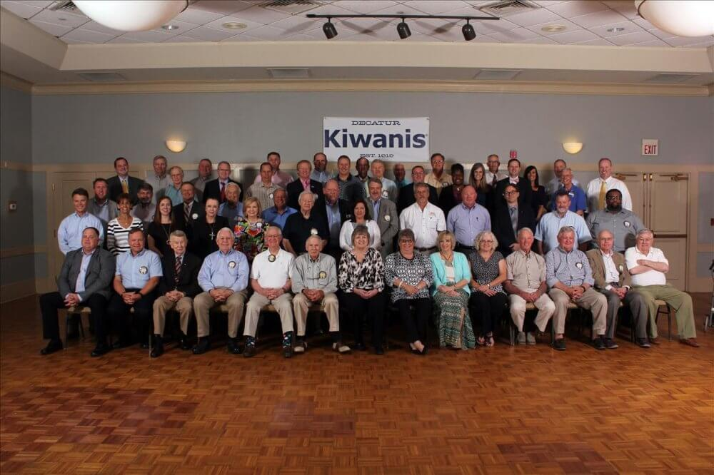 Join Kiwanis Club And Make Friends