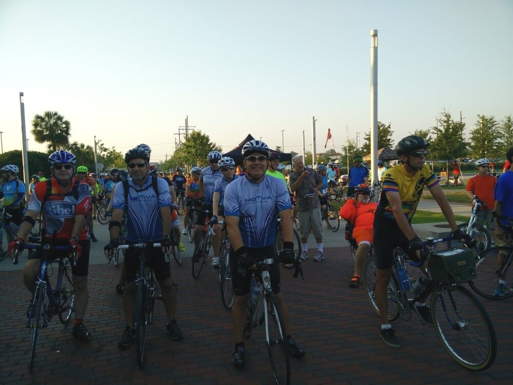 Join Outdoor Cycling Group In Garland And Make New Friends