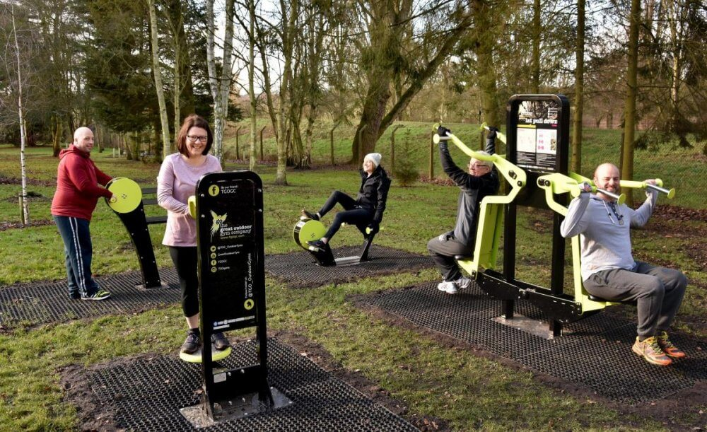 Join Outdoor Fitness Clubs In Bradford And Meet New Friends