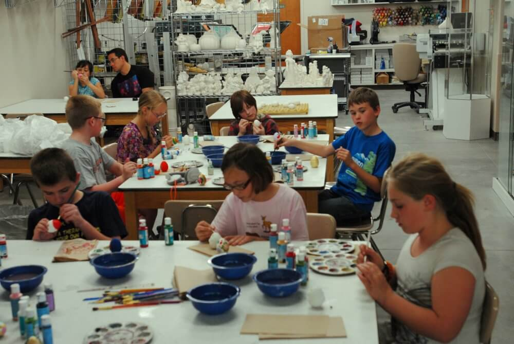 Join Pottery Painting Classes In Knoxville And Make New Friends