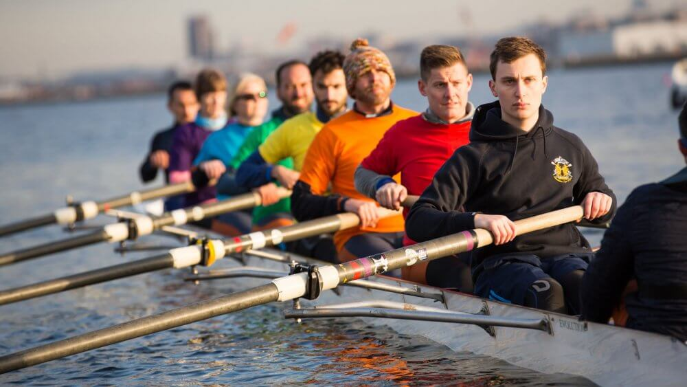 Join Rowing Clubs In Liverpool And Make New Friends