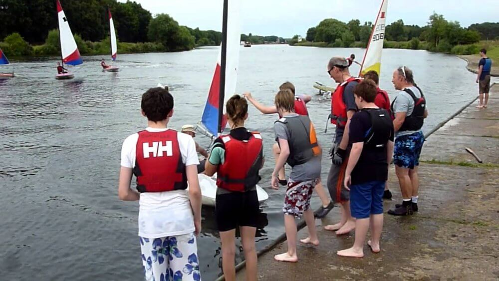 Join Sailing Clubs In Nottingham And Make New Friends