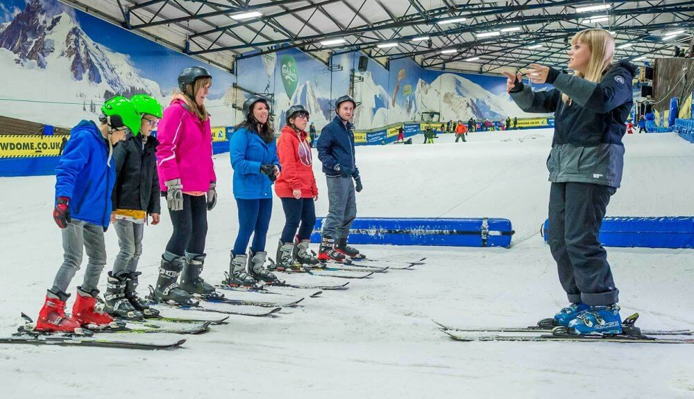 Join Skiing Club In Birmingham And Meet New Folks