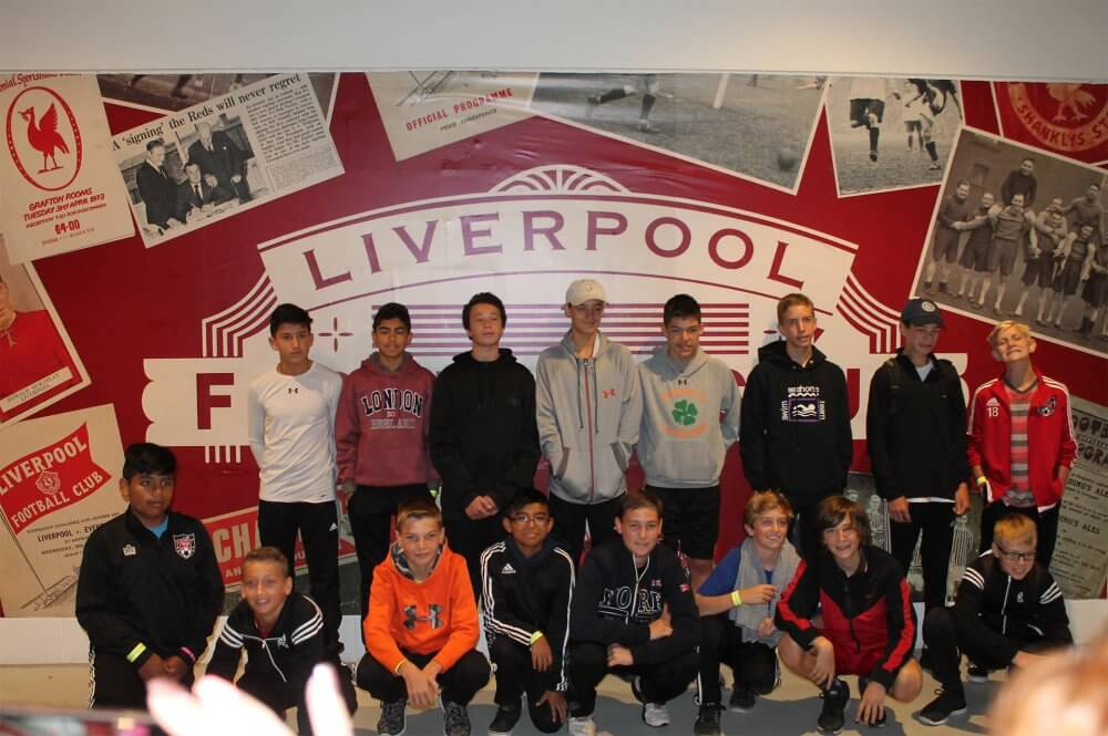 Join Sports Clubs In Liverpool And Meet New Folks