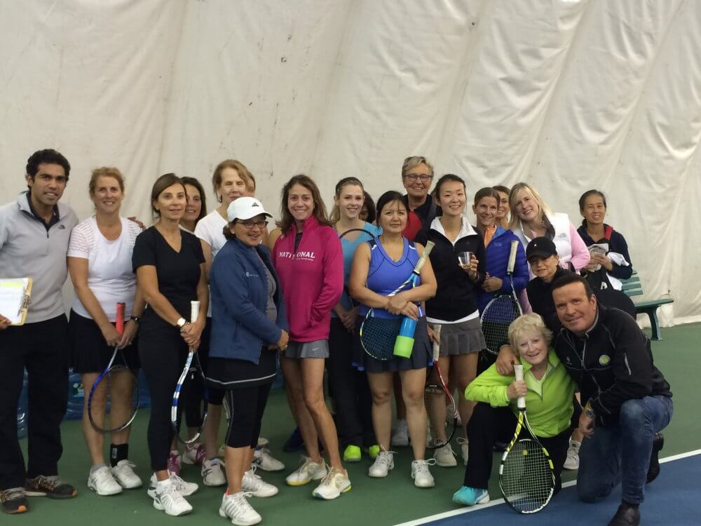 Join Tennis Centers In Yonkers And Make Friends