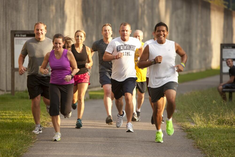 Join With Running Club In Fayetteville And Meet New Folks