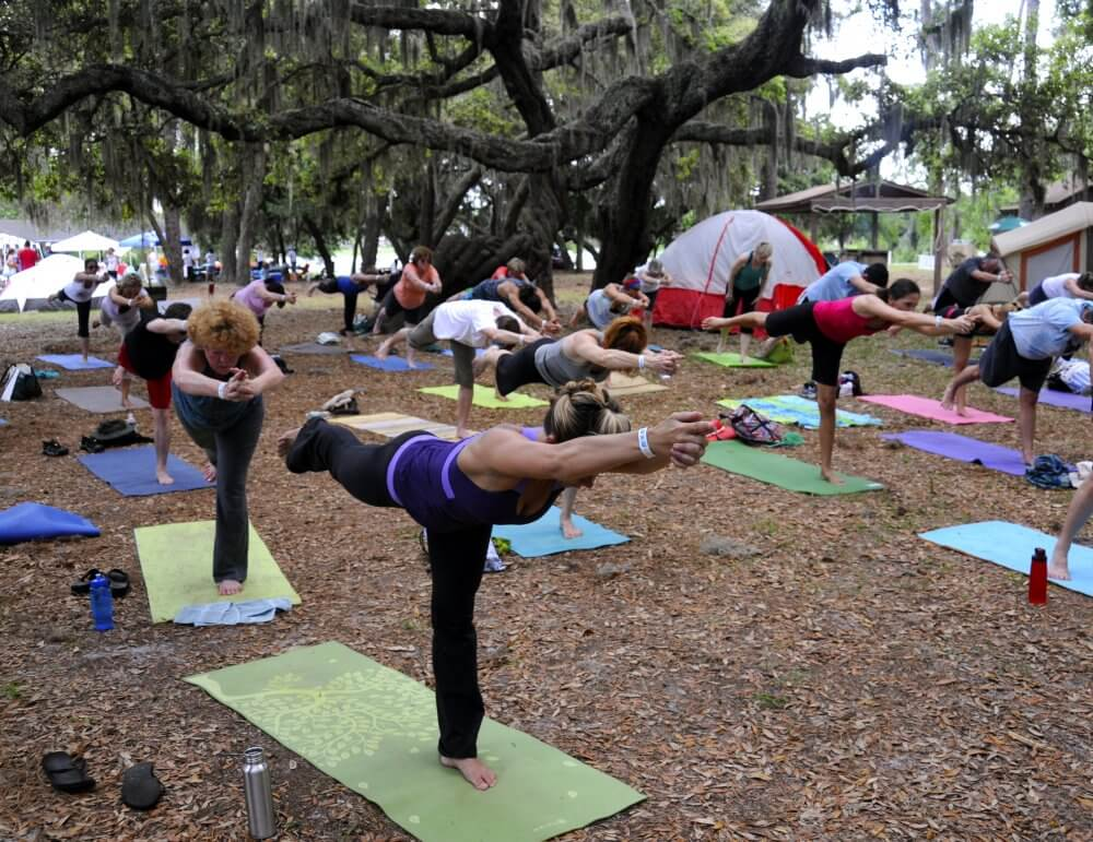 Join Yoga Clubs In Garland And Make New Friends