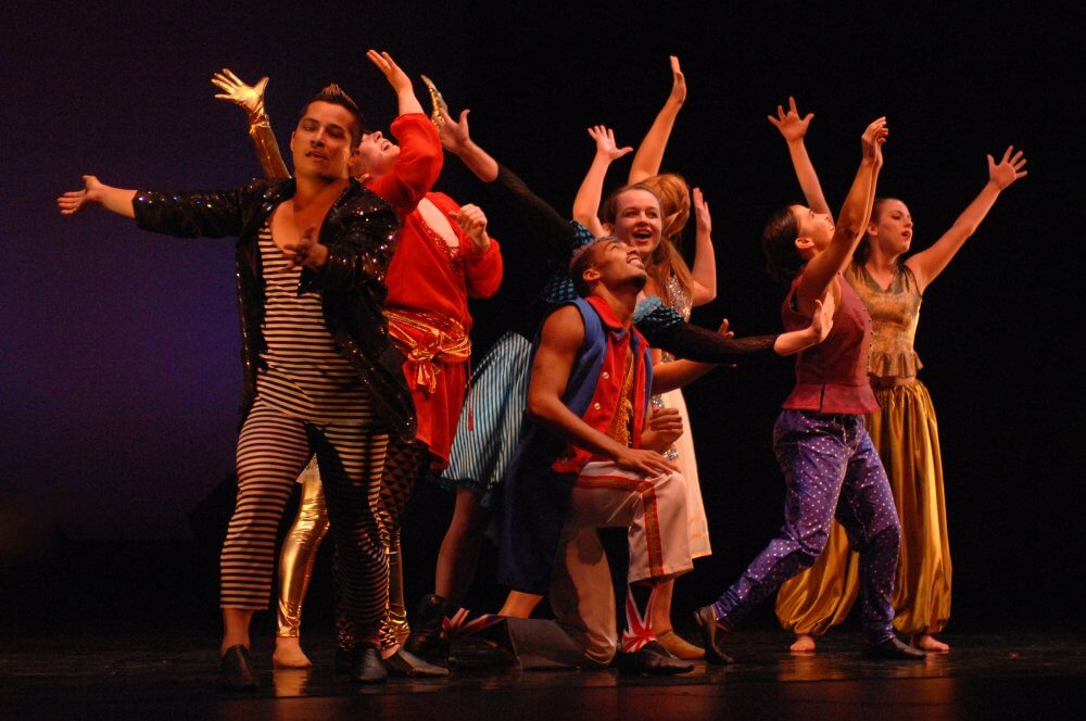 Learn Dance In Modesto And Make New Friends