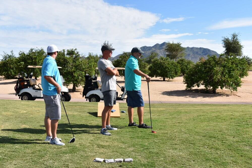Make Friends By Playing Golf In Gilbert