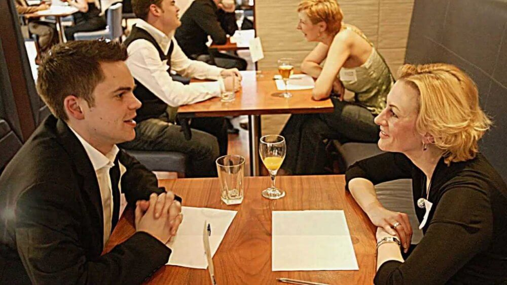 Make New Friends Via Speed Dating In Belfast