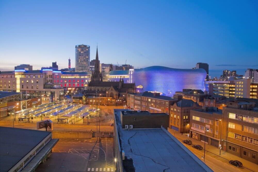Meet People In Birmingham Uk And Make New Friends