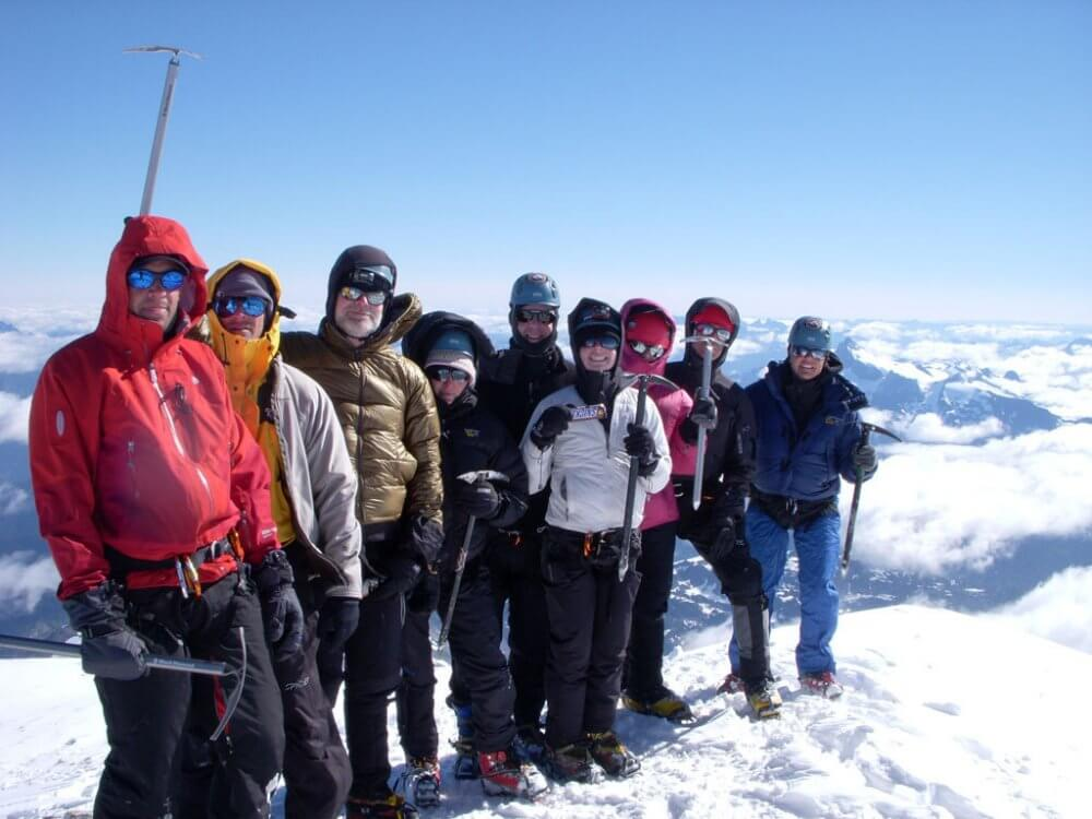 Mountaineering Club Can Be A Great Way Of Getting New Friends In Tacoma