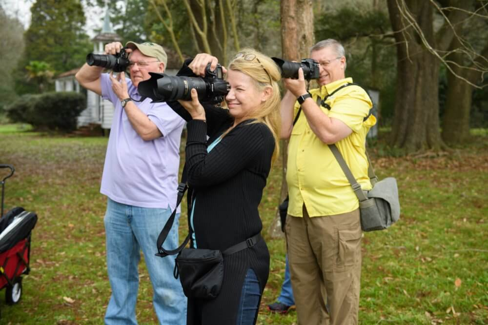 Photography Can Be A Great Way Of Making Friends In Baton Rouge
