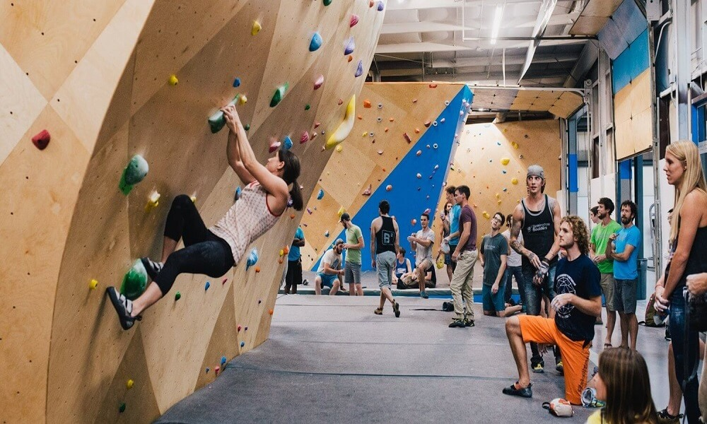 Rock Climbing Clubs Are Great Place To Meet New Friends