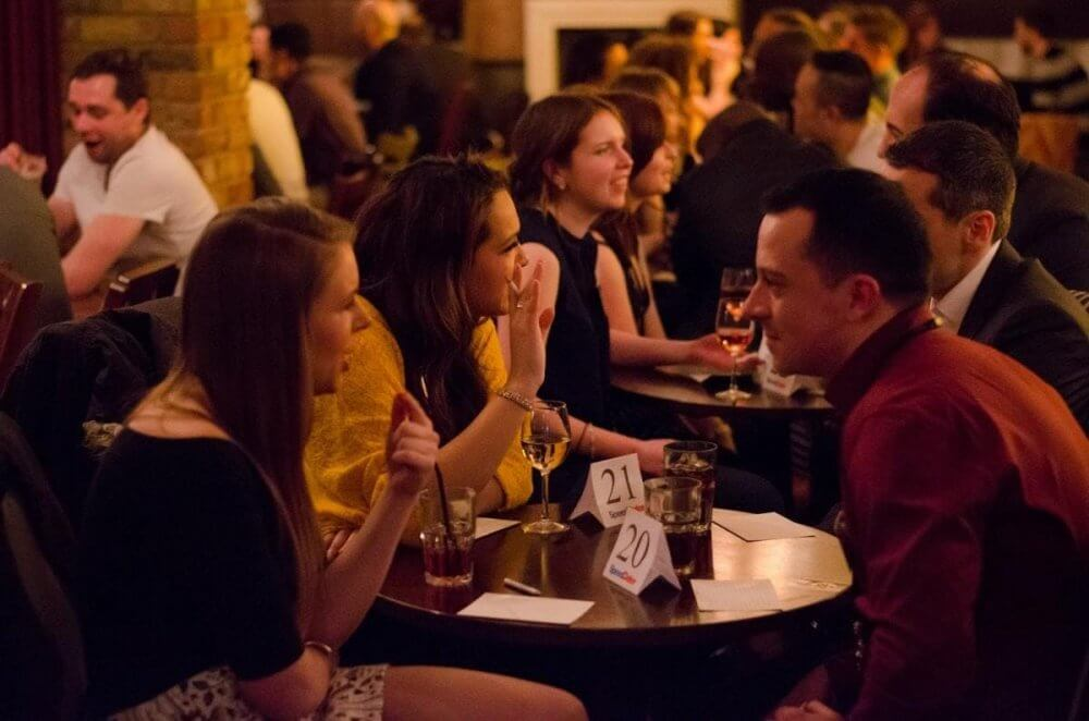 Speed Dating Can Be A Good Way Of Making New Friends In Overland Park