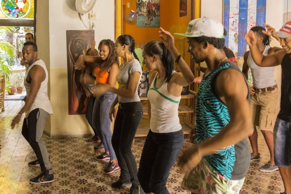 You Can Get New Friends In Birmingham By Salsa Dance