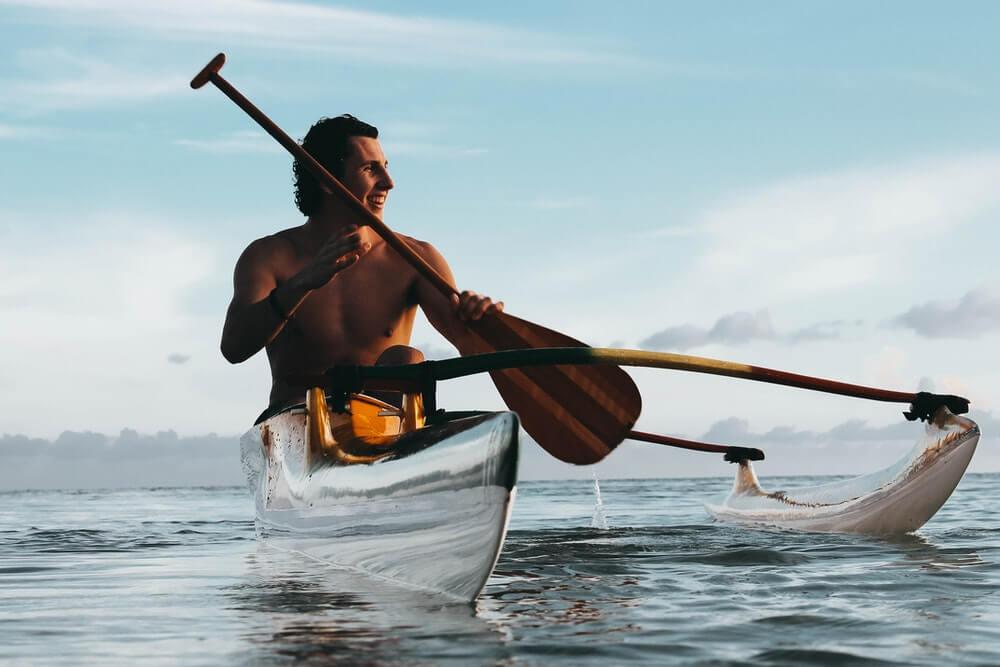 Take up rowing