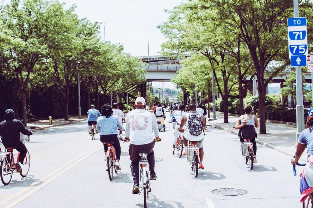 Join a cycling club