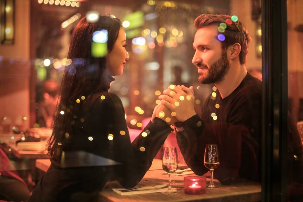 Find your dream partner on a speed date