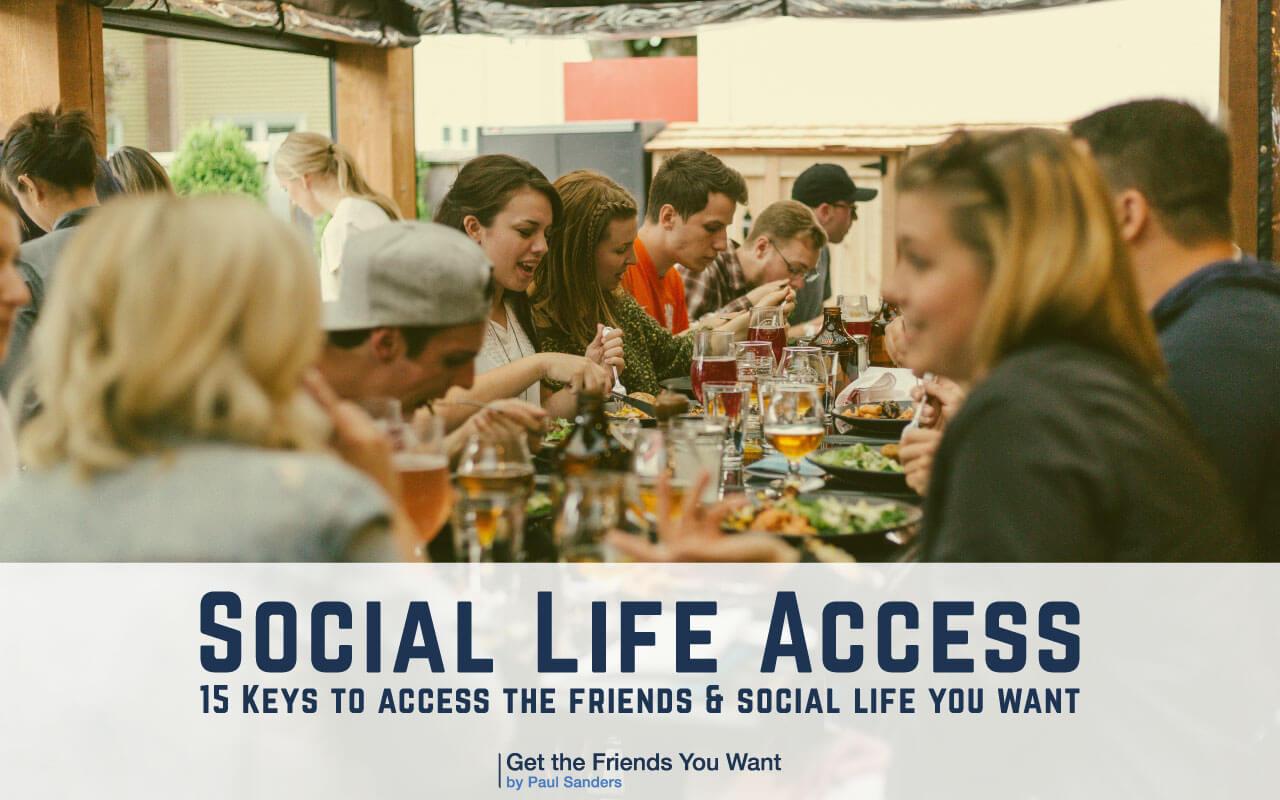 Social Life Access Tcb
