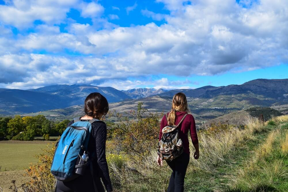 Join a hiking group to meet people in Preston