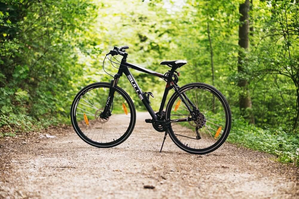 Enjoy biking in Preston